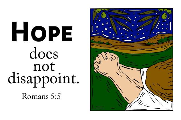 Romans 5:5
