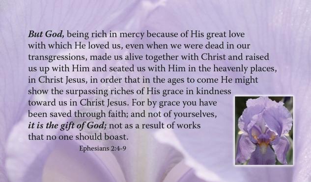 Ephesians 2:4-9