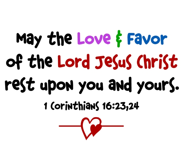 Love and Favor